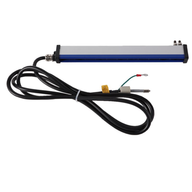 Anti static no air assist bar with power supply